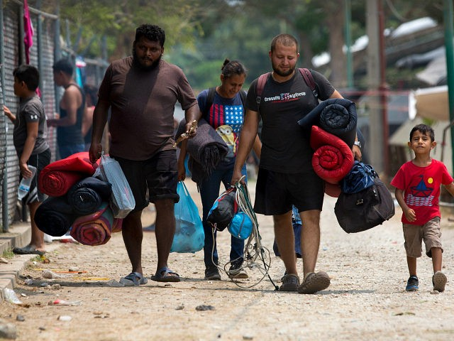 Central American Towns Empty as Migrants Rush to U.S. Border Loopholes