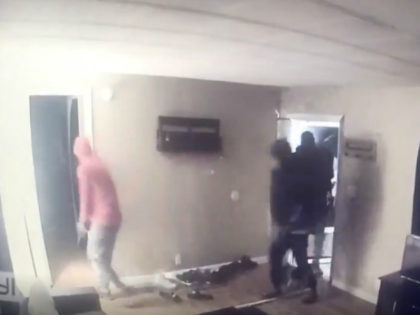 Masked Home Invasion