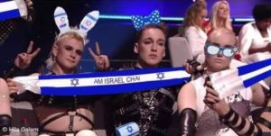BDS Eats Its Own: Extremist Movement Rejects Iceland Band's Pro-Palestinian Eurovision Display