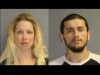 A 31-year-old woman and her boyfriend are accused of exploiting thousands of dollars from a DeLand veteran under the guise that she needed help paying for extraordinary probation costs and her boyfriend was her probation officer, according to DeLand police.