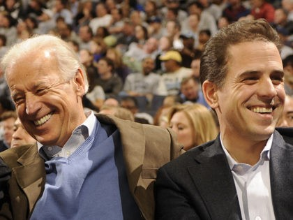 Trump Campaign: 'Not Believable' Joe Biden Did Not Know of Reported FBI Hunter Biden Investigation