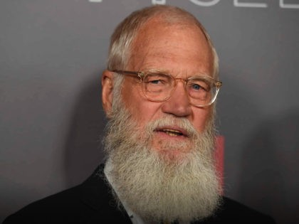 David Letterman (Photo by Jordan Strauss/Invision/AP)