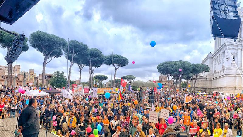 Rome March for Life 2019