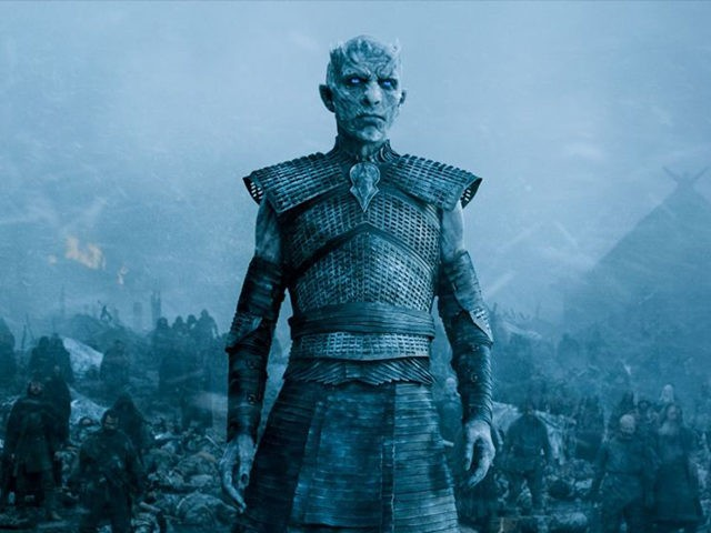 """The Night King from """"Game of Thrones"""" (HBO)"""