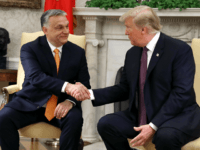 Hungary's Orbán: 'We Are Rooting for Another Victory for Donald Trump'