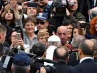 Pope Francis Thanks Media for Taking the Church to Task