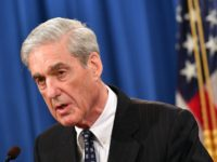 Special Counsel Robert Mueller speaks on the investigation into Russian interference in the 2016 Presidential election, at the US Justice Department in Washington, DC, on May 29, 2019. - Mueller said Wednesday that charging US President Donald Trump with a crime of obstruction was not an option because of Justice …