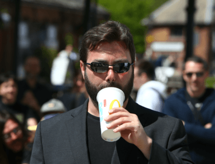 Delingpole: Burger King Appears to Tweet Jokey Support for Milkshake Assaults? Hilarious!