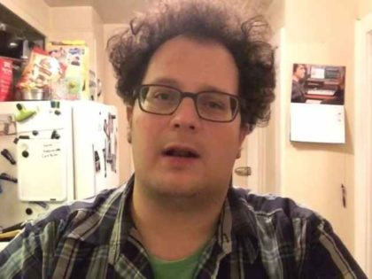 vic berger a far-left troll that has harassed Mike Cernovich for years