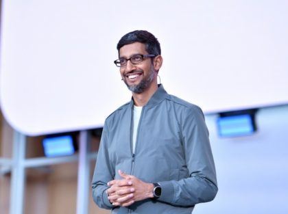 CEO Sundar Pichai opened the Google I/O 2019 conference where the tech giant unveiled new hardware including a Pixel 3a smartphone that is less expensive than flagship devices