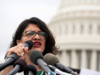 Tlaib Accuses AOC Critics of 'Bullying' Women of Color in Congress