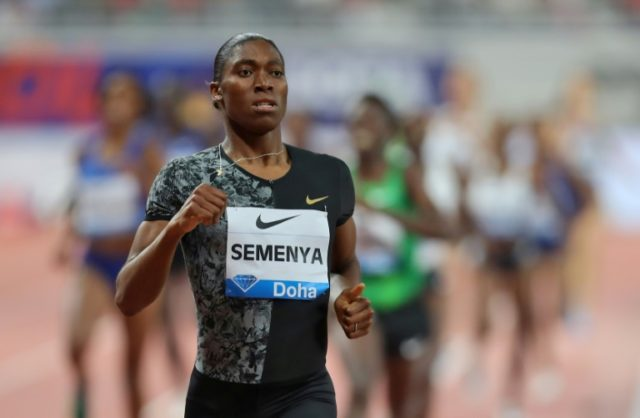 South Africa to appeal testosterone limit on trans track runner