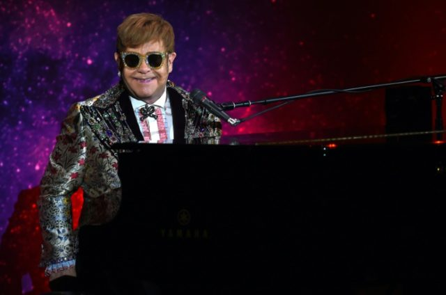 Sir Elton John, 72, rocketed to stardom through a combination of virtuoso musical talent, flamboyant performances and unforgettable pop songs