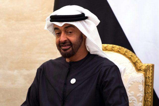 Egypt's Sisi hosts Abu Dhabi crown prince amid Gulf tensions
