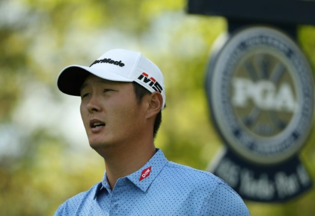 kiwi lee gets early start in pursuit of koepka at pga