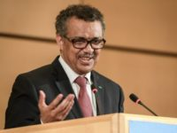 W.H.O. Chief Tedros Applauds Venezuelan Regime for Coronavirus Response
