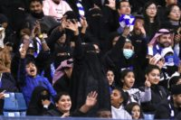 Ahead of women's World Cup, female fans struggle in Middle East