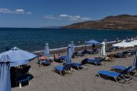 Lesbos keen to woo back tourists after migration crisis