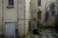 Banksy's home city an urban canvas for elusive artist