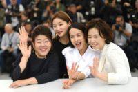 SKorea's prolific character actress shines in Cannes winner