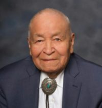 Former WWII Navajo code talker, lawmaker Pinto dead at 94