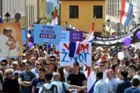 Thousands of Croatians rally against abortion