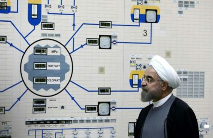 Ex-IAEA Deputy General Warns Iran Could Have Nuclear Bomb in Six Months