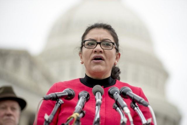 Tlaib rejects visit under 'oppressive conditions' to Israel