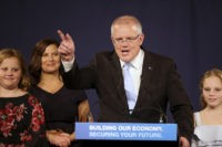 Australia's Ruling Coalition Gets Surprise Third Term
