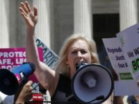 Gillibrand on 'Extreme' Abortion Laws: Codify Roe v. Wade in Federal Law, Ditch Hyde Amendment