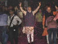 PM Modi and His Hindu Nationalist BJP Declare Landslide Victory in India