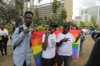 Kenyan court upholds laws criminalizing same sex relations