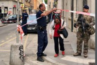 Police hunt suspect after explosion in French city of Lyon