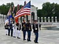 PHOTOS: World War II Memorial Rings with Names of 9,000 Fallen D-Day Heroes