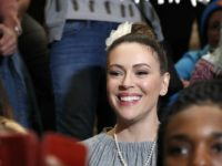 Alyssa Milano to Attend Fundraiser for Democrat Marianne Williamson