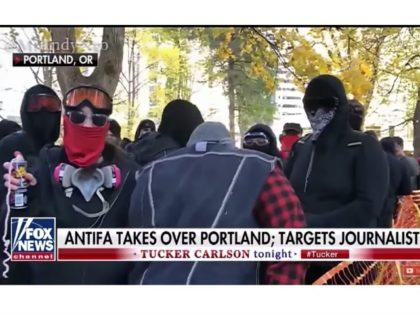 Antifa in Portland, Oregon