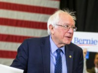 CONCORD, NH - MARCH 10: 2020 Democratic presidential candidate U.S. Sen. Bernie Sanders (I-VT) takes the stage during his first New Hampshire campaign event on March 10, 2019 in Concord, New Hampshire. Sanders who is so far the top Democratic candidate in the race is making the rounds in Iowa …