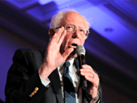 Democratic presidential candidate Sen. Bernie Sanders, I-Vt., speaks during a campaign event at the Unity Freedom Presidential Forum Friday, May 31, 2019, in Pasadena, Calif. (AP Photo/Chris Carlson)