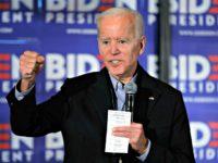 Biden, Fist
