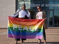 Botswana LGBT (Thekiso Tebalo / AFP / Getty)