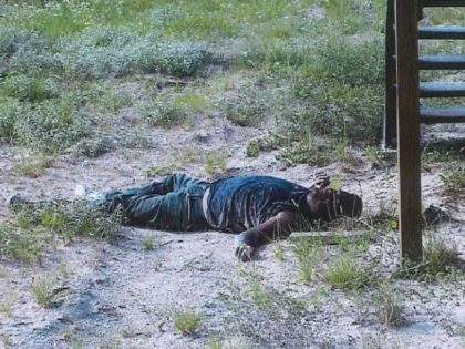 Brooks County Sheriff's Office officials recovered the body of what appears to be a Nicaraguan national on a ranch 80 miles from the border. (Photo: Brooks County Sheriff's Office/Commander Jorge Esparza)