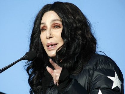 Cher Warns Biden: 'Women Are the Future, Don't F**K with Us'