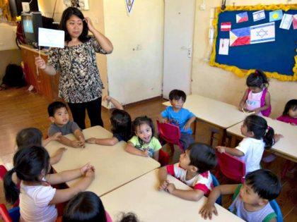 Children of Illegal Immigrants in School