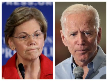Combo Elizabeth Warren and Joe Biden