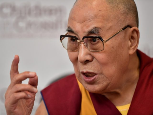 Dalai Lama says Donald Trump has a 'lack of moral principle'