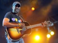 INDIO, CA - APRIL 30: Musician Darius Rucker performs onstage during 2011 Stagecoach: California's Country Music Festival at the Empire Polo Club on April 30, 2011 in Indio, California. (Photo by Kevin Winter/Getty Images)