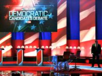 Democrat Debate Stage