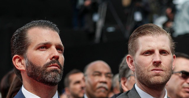 Daily Beast Under Fire for Fake News Hit on Donald Trump Jr. and Eric Trump