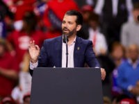 Donald Trump Jr Calls Out Instagram for Search Engine 'Error'