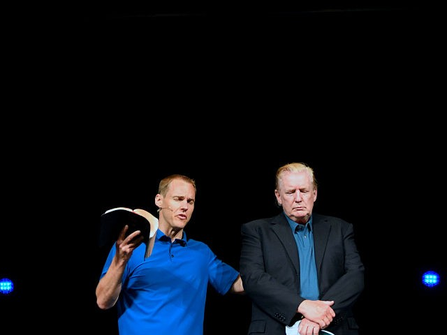 Snowflake 'Christians' upset with David Platt over prayer for President Donald Trump